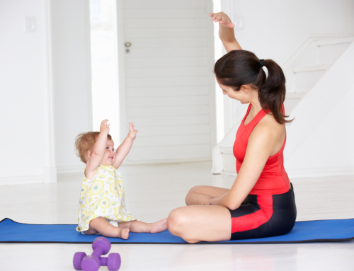 Mamás de revista – Recuperar la figura después del parto