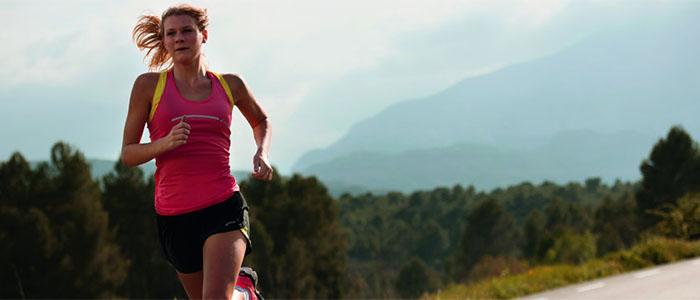 moda running mujer - asics