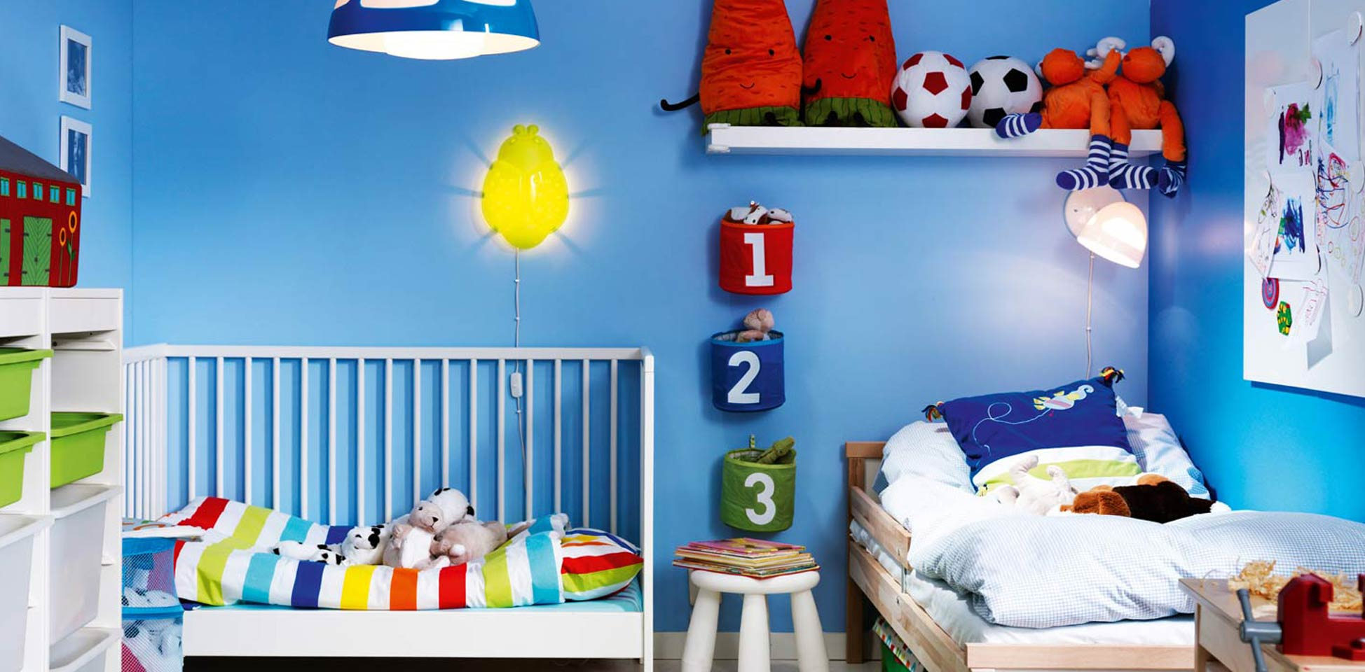 Habitaciones infantiles ikea cat logo ikea 2016 2 mil for Decoracion habitacion infantil pequena