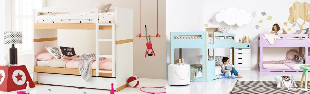 habitaciones para niños con literas Ikea