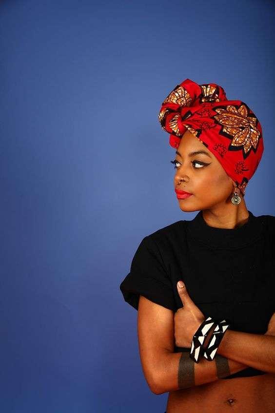 turbante africano - complementos moda verano 2016