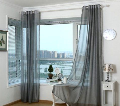 consejos de cortinas para decorar el hogar