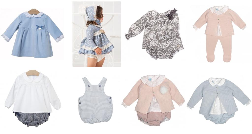 moda infantil bebes 2016