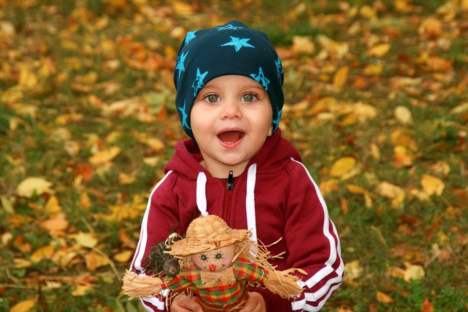 moda infantil otoño-invierno