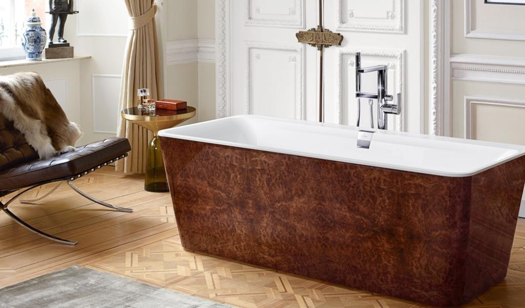 bañera decorativa firma alemana de cerámica