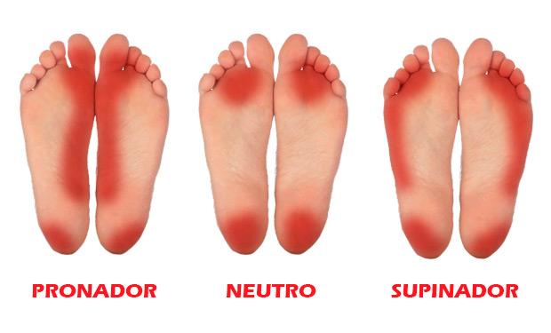 Elegir zapatillas de running en función del tipo de pisada