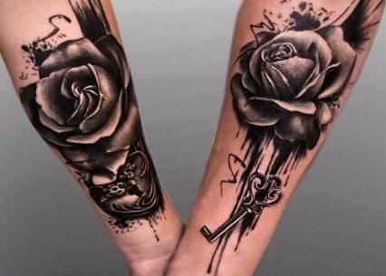 Tatuajes en pareja - 2milmonos