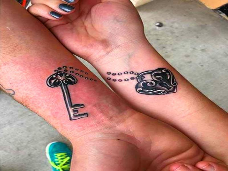 tattoos en pareja