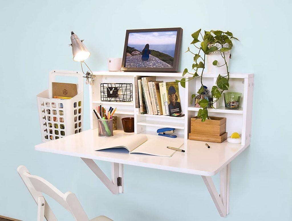 Mesa de escritorio abatible