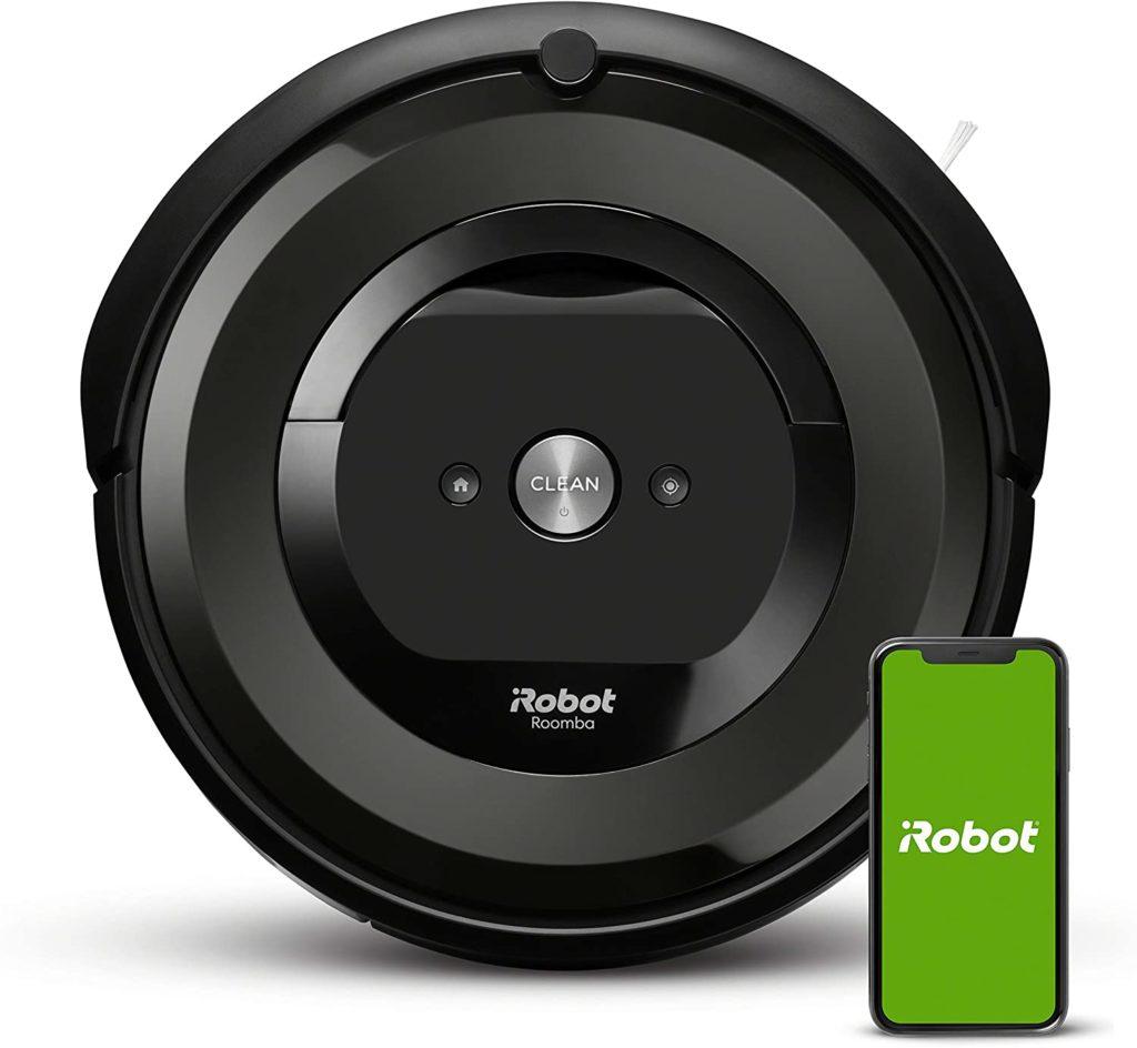 Piezas y recambios imprescindibles en una Roomba